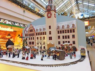 Outlet Weihnachtsdeko.Neubrandenburg Weihnachtsdeko Im Marktplatzcenter Flickr