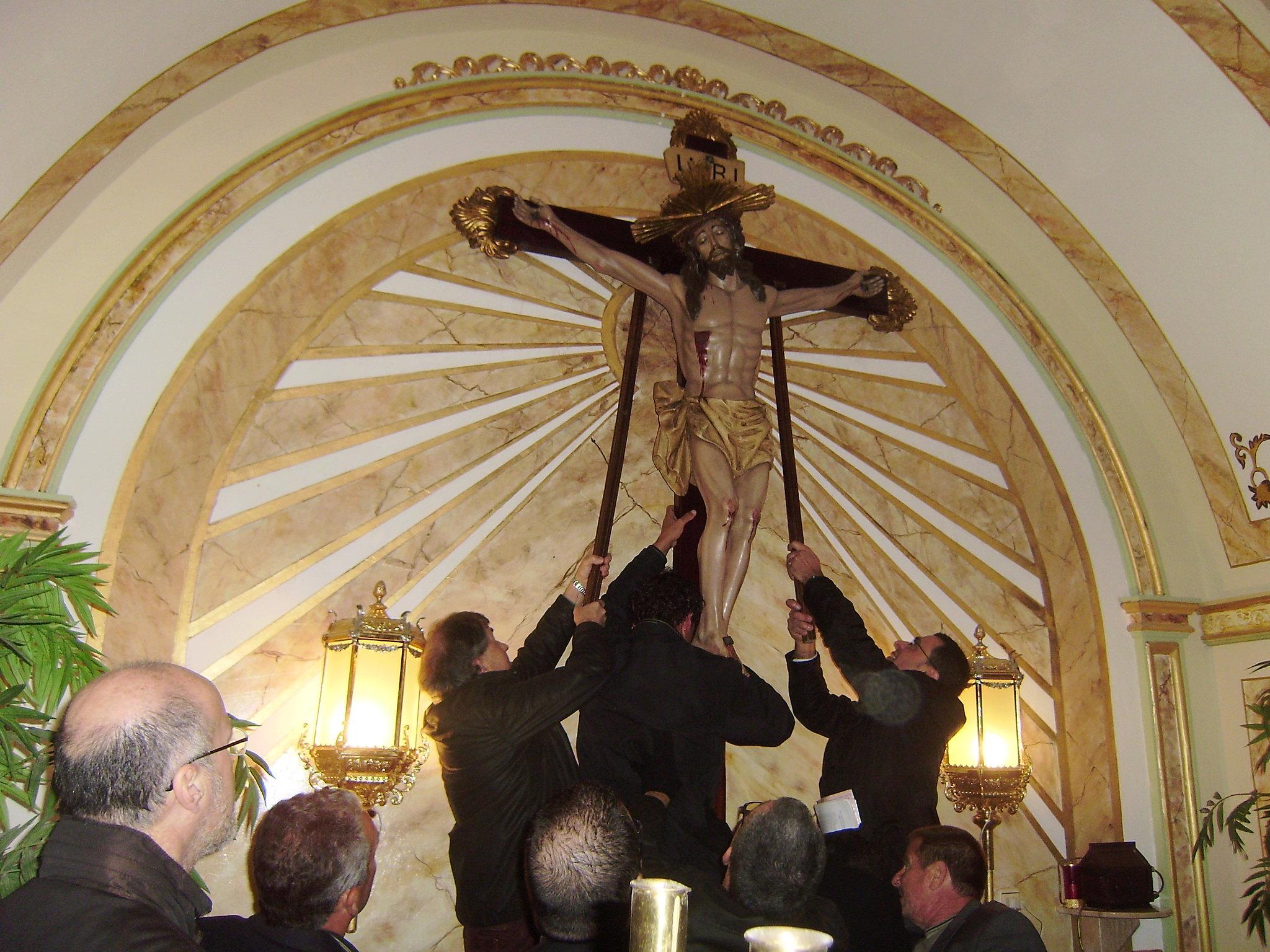 (2010-03-26) - I Vía Crucis nocturno - Javier Romero Ripoll - (27)