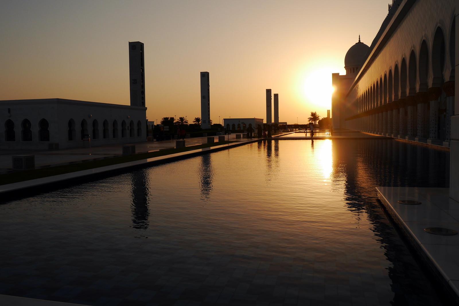 24 Hours in Abu Dhabi