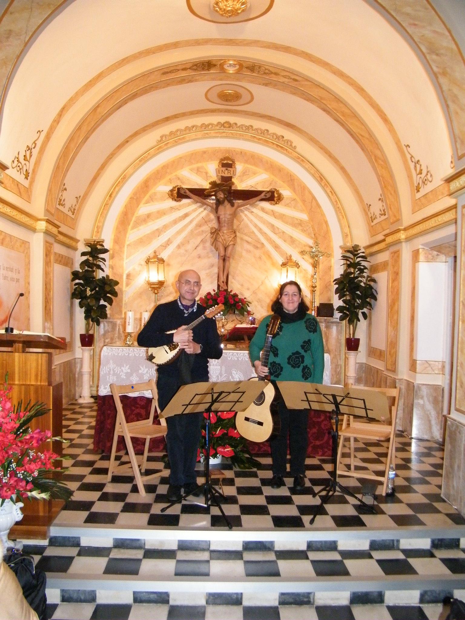 ElCristo - Actos - Actuación Musical Solidaria - Grupo Madrigal - (2016-01-29) - Gabriel Segura (14)