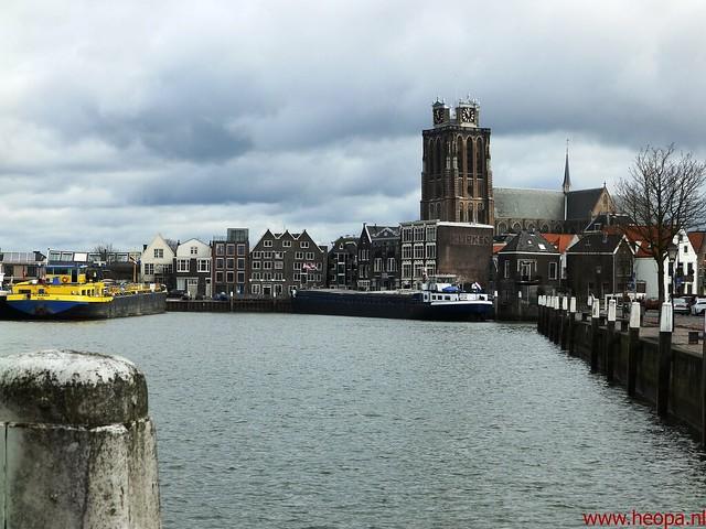 2016-03-23 stads en landtocht  Dordrecht            24.3 Km  (24)