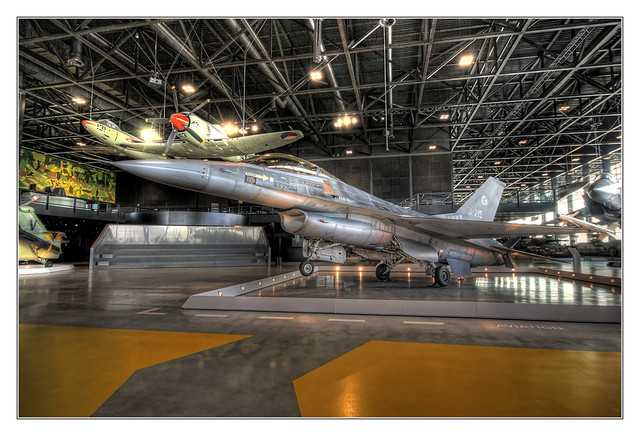 Soest NL - National Military Museum F-16 01