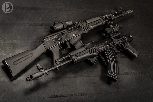 Saiga & Arsenal