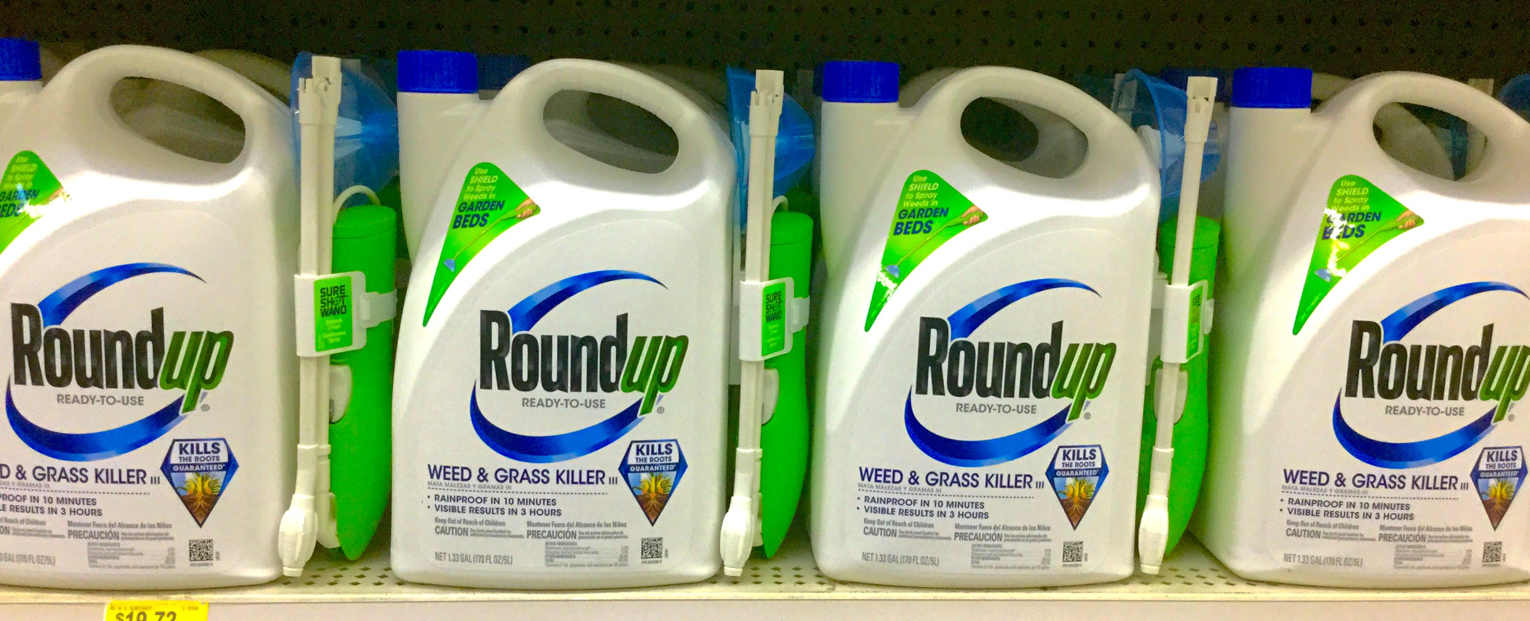 Roundup, Weed killer