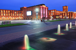 Manufaktura Łódź   by hrspoland