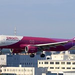 Peach Aviation | Airbus A320-214 | JA804P | Fukuoka Airport