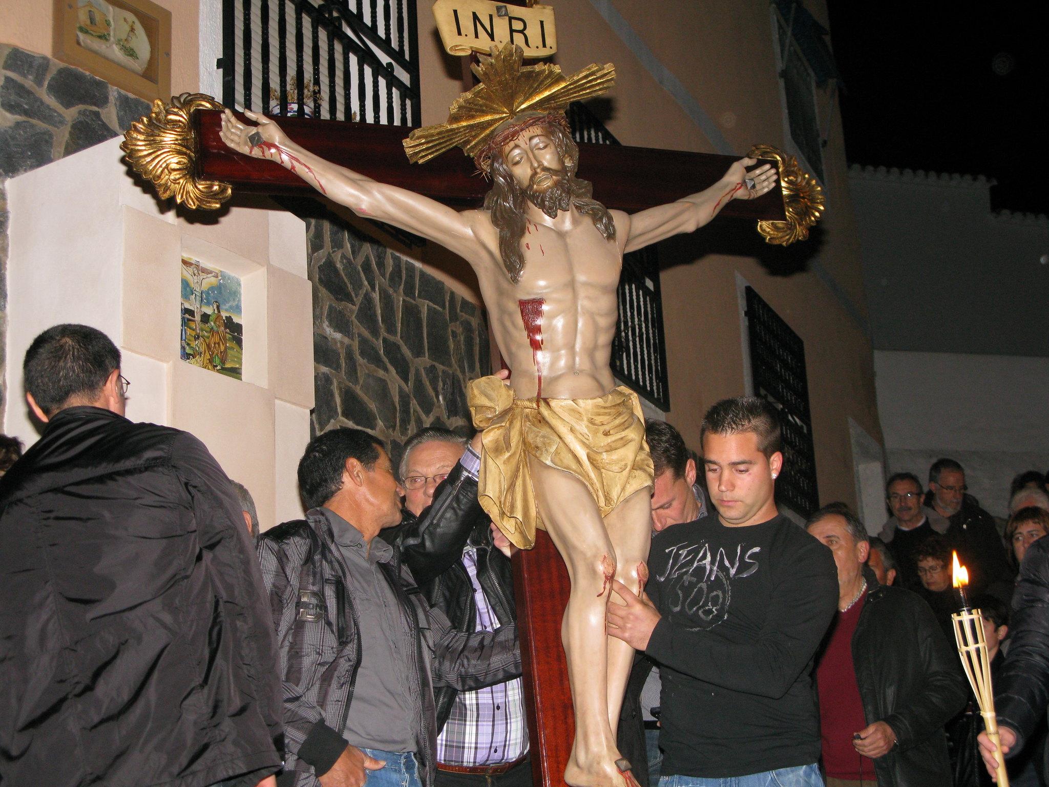 (2011-04-15) - II Vía Crucis nocturno -  Antonio Verdú Navarro (10)