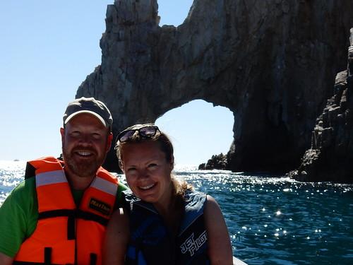 Cabo San Lucas - bij El Arco