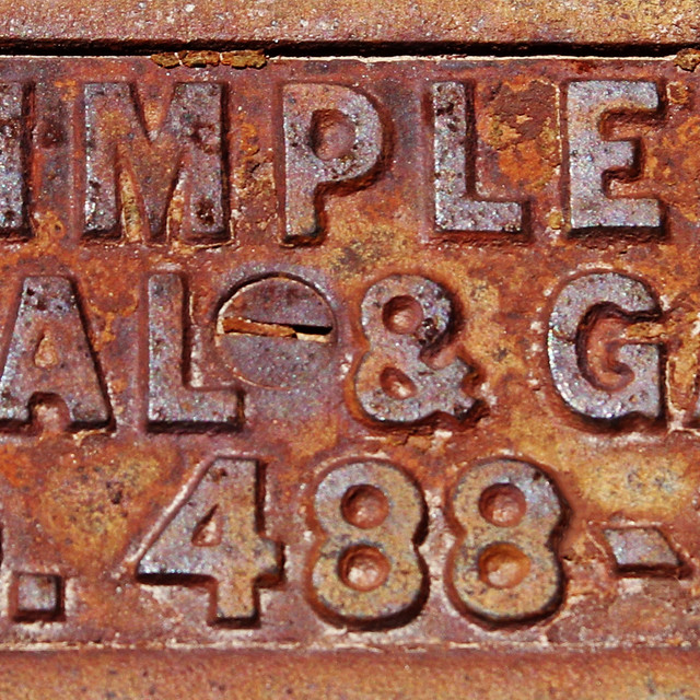 SIMPLEX COAL & GAS NO. 488-18