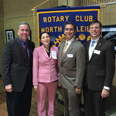 The 2016 Winter Assembly included new member Steve Ramirez's induction, Casino Night presentation from Scott Tarkenton, a membership update from Chris Morden and a website update from Mike Wienold.
