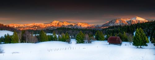 winter sunset snow mountains alps alpes landscape panasonic explore chambéry savoie 43 montagnes bauges rhônealpes féclaz gm1 creusates