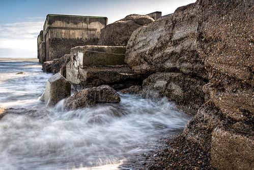longexposure winter sea england water nikon waves smooth textures hastings smoky eastsussex hoya lr6 d7100 nd32 topazclarity sigma1750f28exdcoshsm