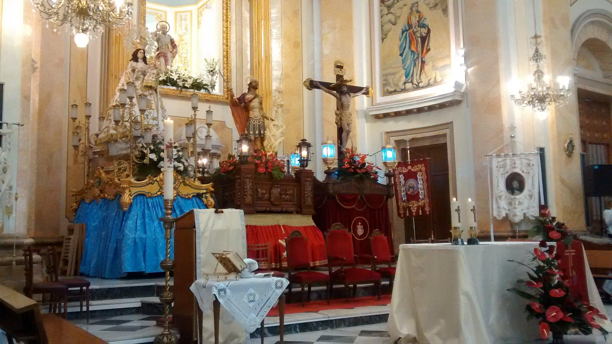 (2014-05-18) - Eucaristia San Bonifacio - José Vicente Romero Ripoll (01)