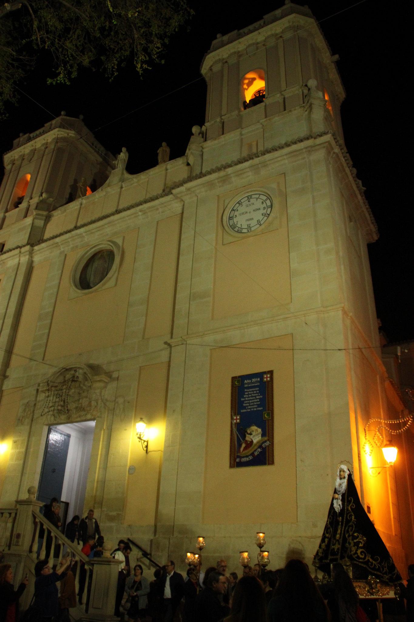(2014-04-01) -  V Vía Crucis nocturno - Javier Romero Ripoll (83)