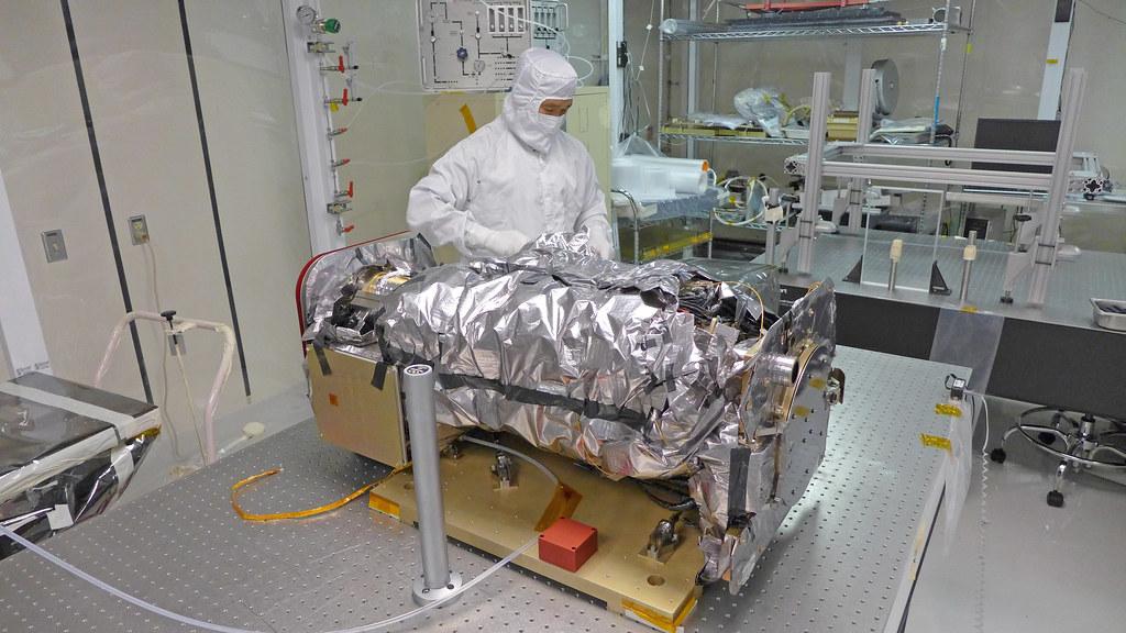 GOES-S SUVI Instrument