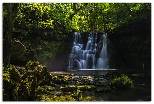 wood water waterfall yorkshire harden 2015 d600 goitstock hardenbeck