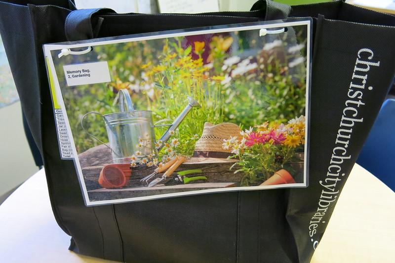 Memory bag number 2: Gardening