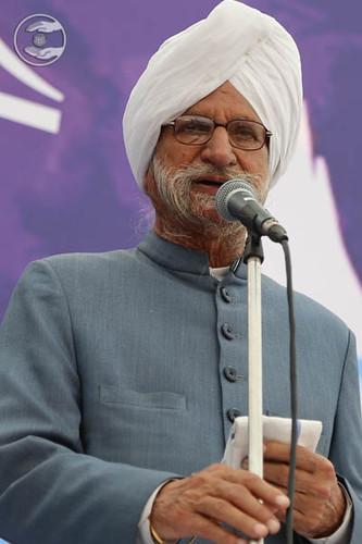 Chariman CPAB SNM, Gobind Singh from Jalandhar, Punjab