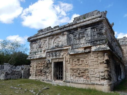 Chichen Itza - Edificio de las Monjas - 1