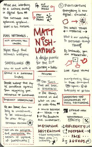 Matt Nish-Lapidus — A Design Practice for the 21st Century   by jaremfan