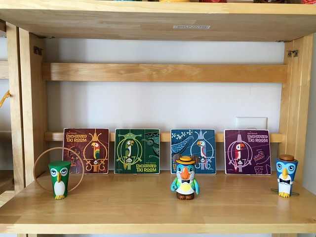 Tiki Corner - Enchanted Tiki Room