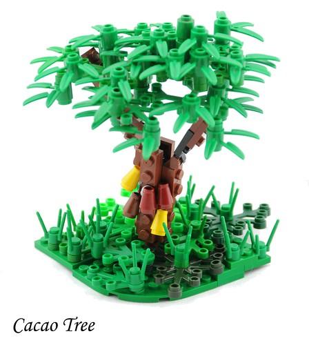 1 - Cacao Tree | by Ayrlego