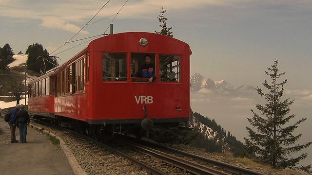 Rigi Bahnen Switzerland 2013