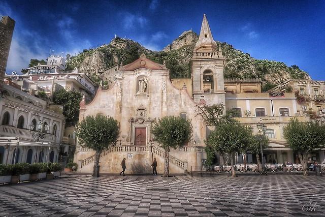 Sketches of Italy: Taormina