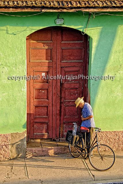 'Coming home' Trinidad; Cuba