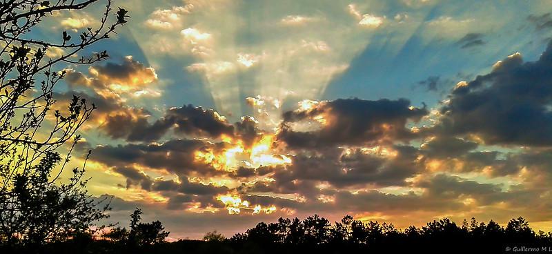 Al ponerse el Sol