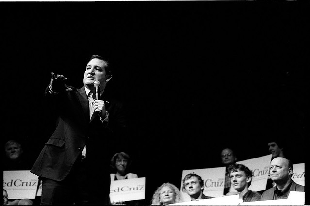 Ted Cruz in Frederick, MD
