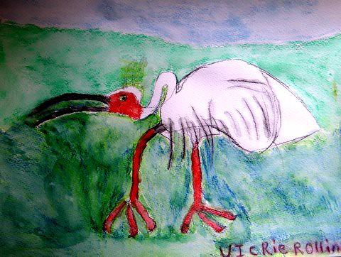 Birds of Tennessee + one [Art Exhibit 2011]