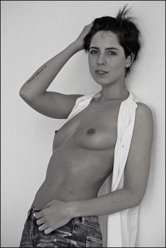 Franzi mueller nude tits