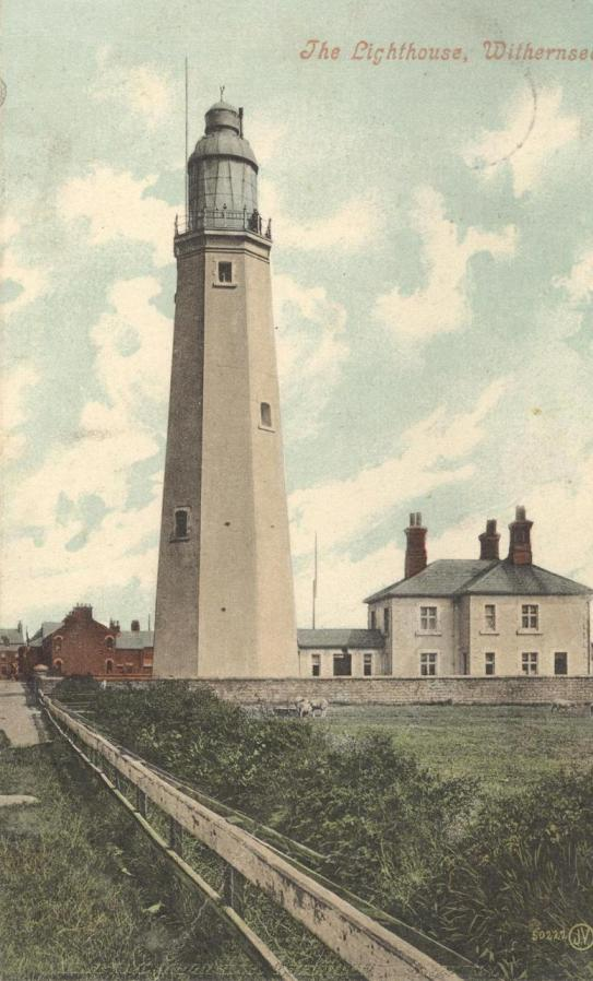 Withernsea Lighthouse 1906 (archive ref  PO-1-159-17)
