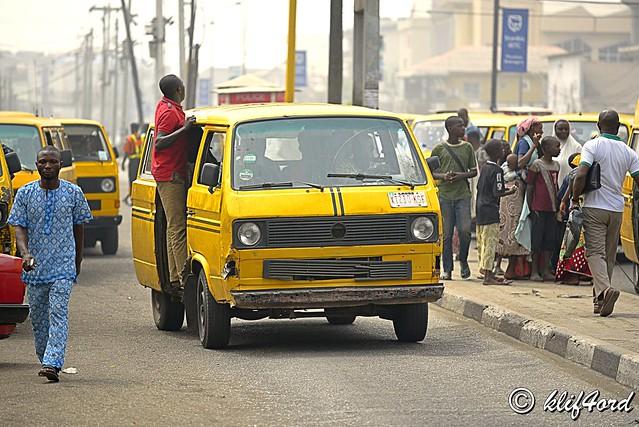 Christmas in Lagos, Nigeria