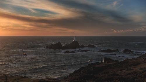 sunset sea cloud sun lighthouse 3 seascape set sunrise canon eos islands coast iii coastal jersey 5d channel km mkiii mk3 2470mm canon2470mm28 canon2470mm canon5dmkiii canon2470mm28ii