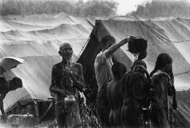 Life of Bengali Refugees in India, 1971