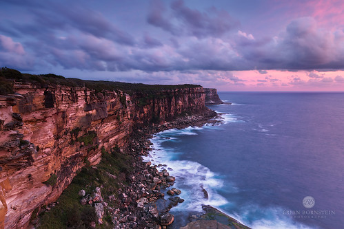 North Head | by Brian Bornstein
