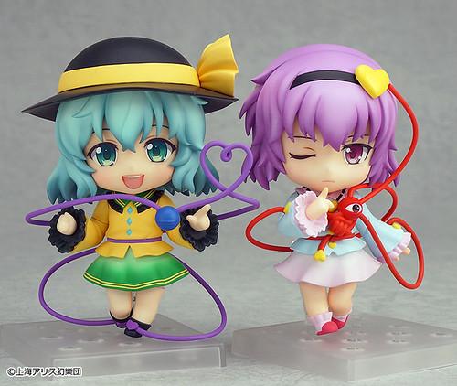 Nendoroid Koishi Komeiji and Satori Komeiji (Touhou Project) | by animaster