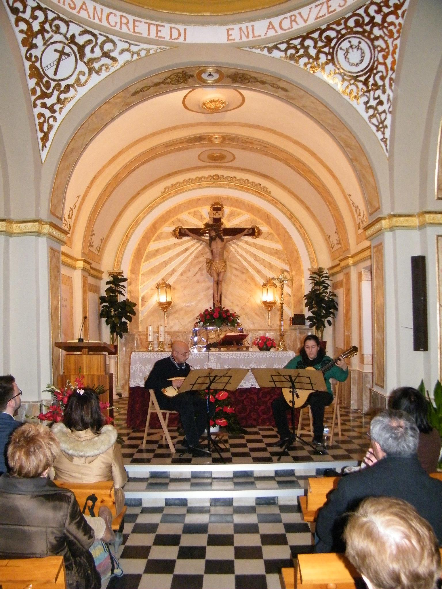 ElCristo - Actos - Actuación Musical Solidaria - Grupo Madrigal - (2016-01-29) - Gabriel Segura (09)
