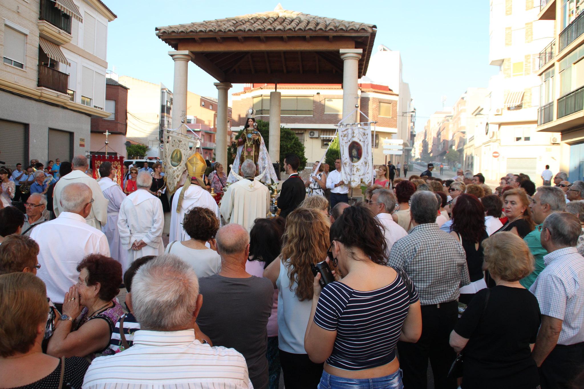(2015-07-12) - Virgen del Carmen, parroquia La Santa Cruz - Javier Romero Ripoll (109)