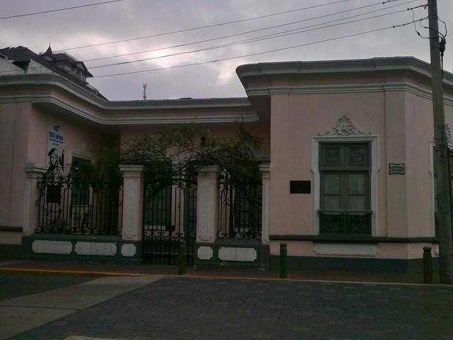 Lima - Casa Museo de Ricardo Palma