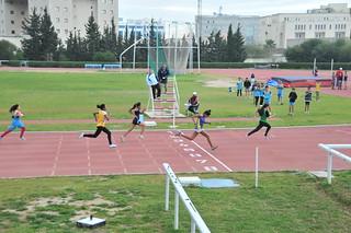 Course de 60m minimes filles