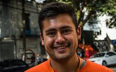 2016 - Mexico City - Condesa - Save the World Volunteer