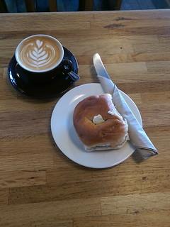 Breakfast in Browns of Brockley