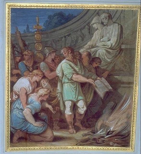 Sibila y Tarquinio