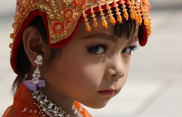 Girl from Myanmar (Explored)