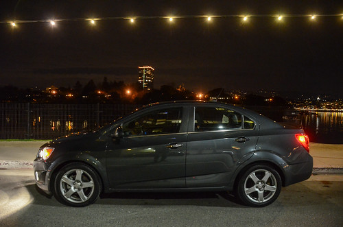 2013 Chevrolet Sonic LTZ Photo