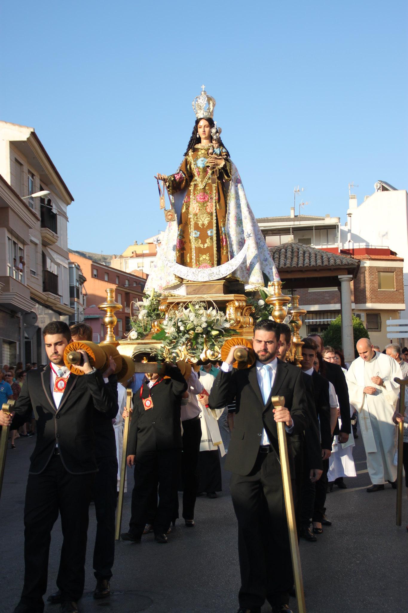 (2015-07-12) - Virgen del Carmen, parroquia La Santa Cruz - Javier Romero Ripoll (190)