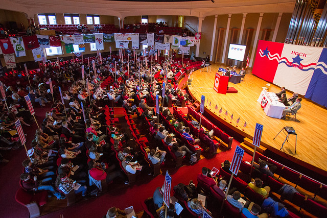 2016 Mock Convention